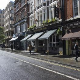 Freemasons Arms, Covent Garden, London