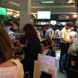 Watch Football at The Freemasons Arms Covent Garden