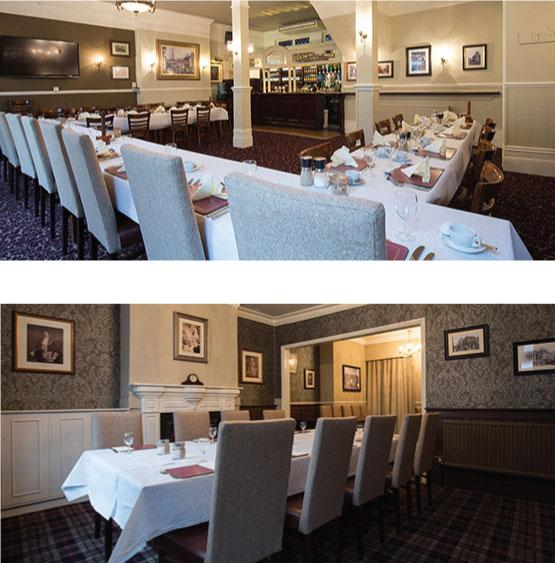 The Freemasons Arms Covent Garden Function Room 3